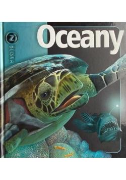 Z bliska encyklopedia Oceany