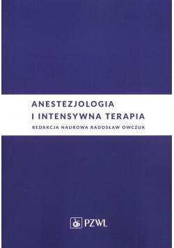 Anestezjologia i intensywna terapia