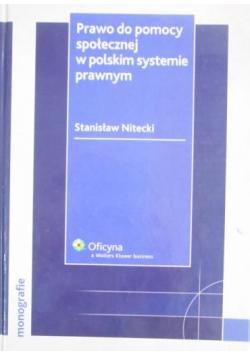 Prawo do pomocy społecznej w polskim systemie prawnym