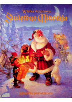 Wielka wyprawa Świętego Mikołaja