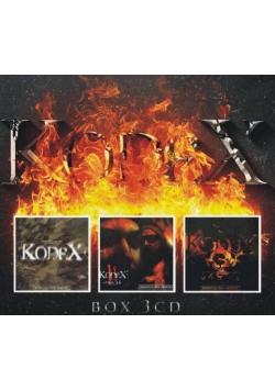 Kodex Box 3 CD