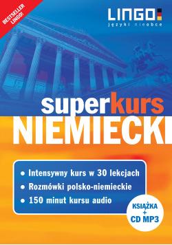 Niemiecki Superkurs Nowy kurs z rozmówkami +CD