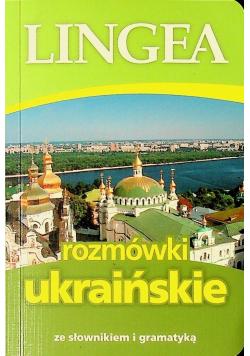 Lingea rozmówki ukraińskie