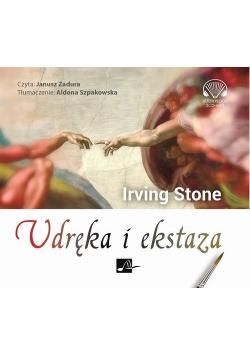 Udręka i ekstaza Audiobook Nowa