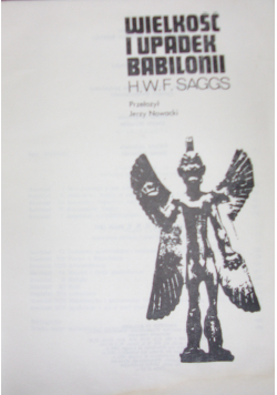 Wielkość i upadek Babilonii