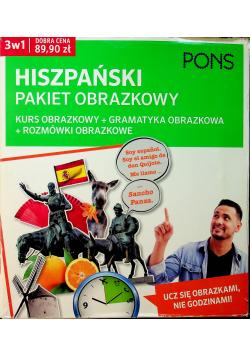 Hiszpański Pakiet obrazkowy