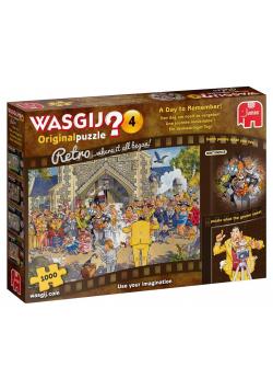 Puzzle 1000 Wasgij Najważniejszy dzień w życiu G3