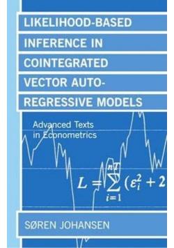 Advanced Texts in Econometrics