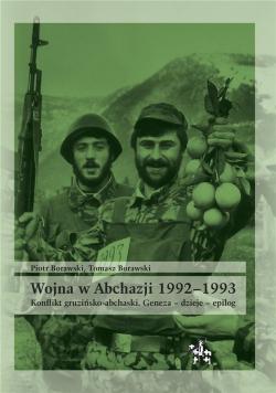 Wojna w Abchazji 1992  1993