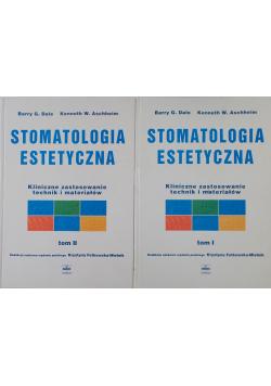 Stomatologia estetyczna 2 tomy