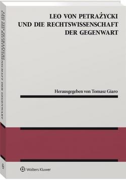 Leo von Petrażycki und die Rechtswissenschaft...