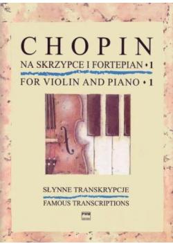 Słynne transkrypcje na skrzypce i fortepian 1