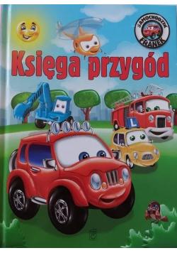 Samochodzik Franek Księga przygód