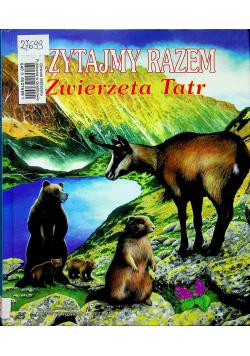 Czytamy razem zwierzęta tatr