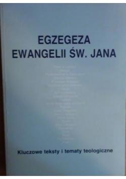 Egzegeza Ewangelii św. Jana