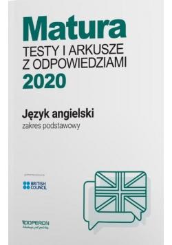 Matura 2020 J. angielski Testy i arkusze ZP
