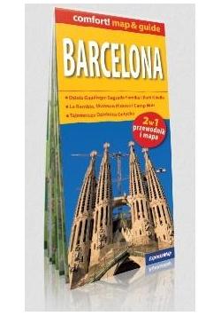 Comfort! map&guide Barcelona 2w1 w.2019