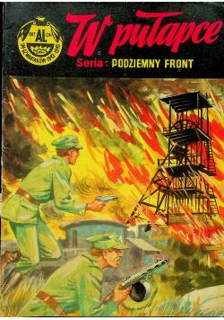 W pułapce wydanie I 1969r