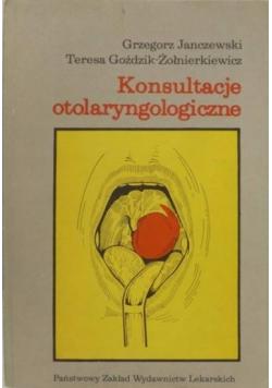Konsultacje otolaryngologiczne