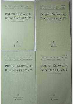 Polski Słownik Biograficzny Tom L zeszyty od 204 do 207