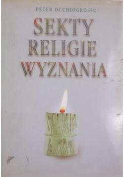Sekty religie wyznania