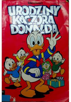 Urodziny Kaczora Donalda