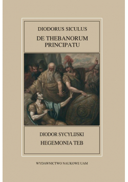Diodor Sycylijski Hegemonia Teb