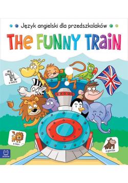 The Funny Train. J. ang. dla przedszkolaków 5-6lat