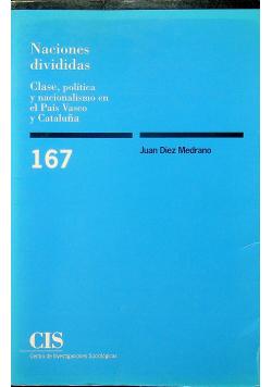 Naciones divididas 167
