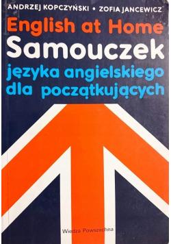 English At Home Samouczek Języka Angielskiego Dla Początkujących