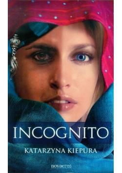 Incognito plus autograf Katarzyny Kiepury