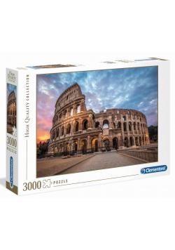 Puzzle 3000 HQ Coliseum Sunrise