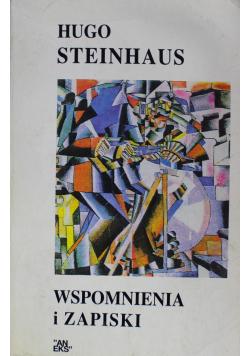 Steinhaus Wspomnienia i zapiski