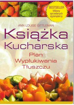 Książka Kucharska Plan wypłukiwania tłuszczu