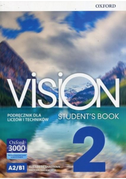 Vision 2 SB OXFORD + CD