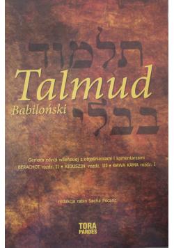 Talmud babiloński + Płyta CD