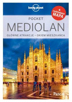 Lonely Planet Pocket. Mediolan
