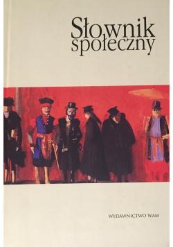 Słownik społeczny