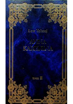 Anna Karenina Tom II