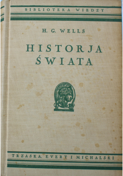 Historja Świata 1934 r