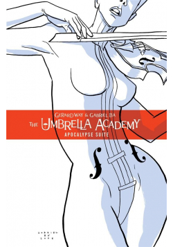 Umbrella Academy T.1 Suita Apokaliptyczna
