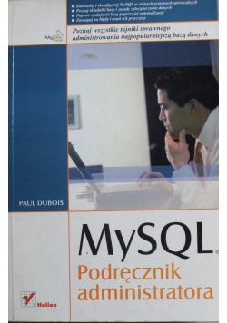 MySQL Podręcznik administratora