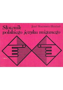 Słownik polskiego języka migowego