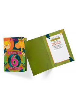 Karnet PR-327 Urodziny 6