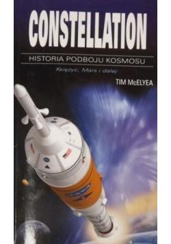 Constellation Historia podboju kosmosu