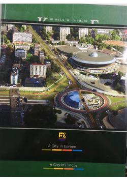 Katowice miasto w Europie