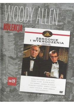 Woody Allen Kolekcja 19  Zbrodnie i wykroczenia Płyta DVD Nowa