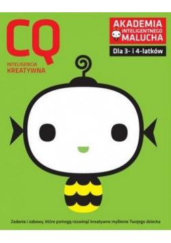 AIM. CQ Inteligencja kreatywna dla 3- i 4-latków