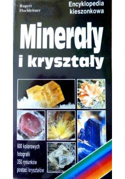 Minerały i kryształy  Encyklopedia kieszonkowa