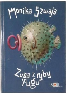 Zupa z ryby fugu